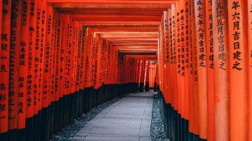 Fishimi Inari en Kyoto
