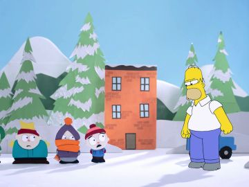 'Los Simpson' se cuelan en 'South Park' y otras series