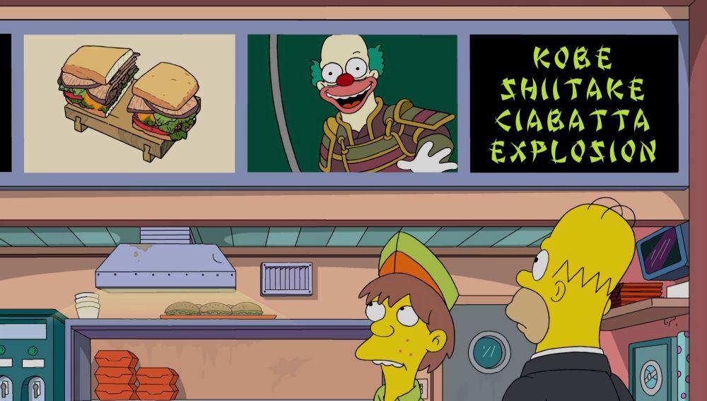 Los restaurantes de Springfield se vuelven veganos