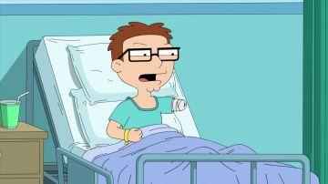 Steve pierde un brazo y deja de ser miedica