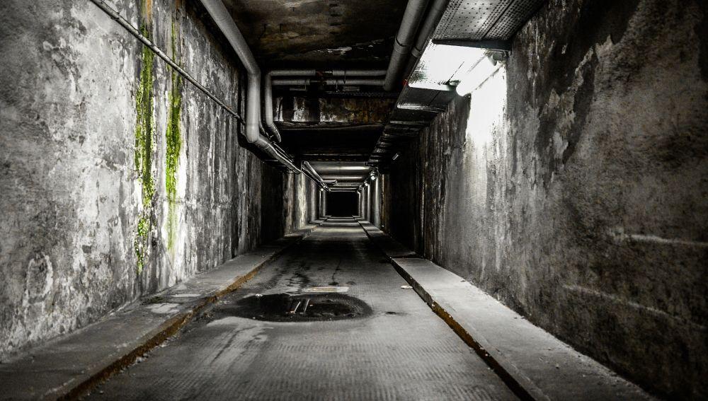 Tunel terrorífico