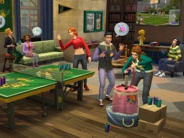 Los Sims 4: Días de la Universidad