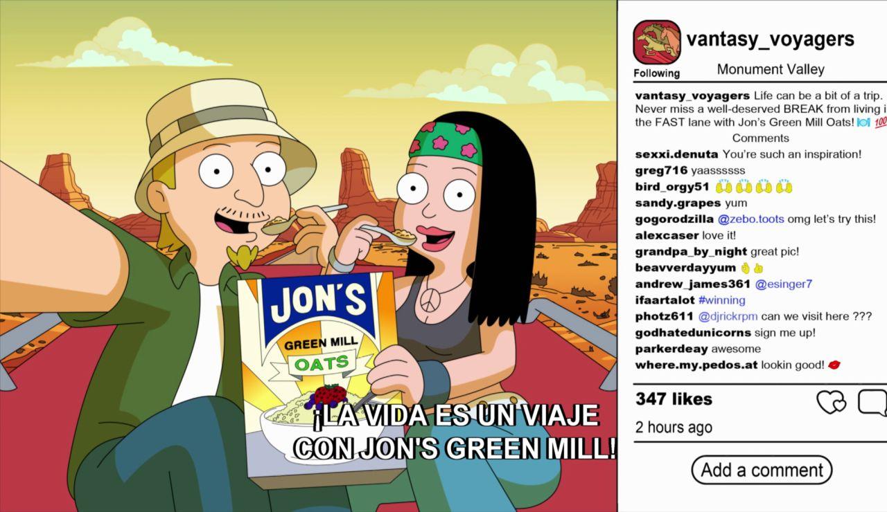 Hailey y Jeff se vuelven influencers de Instagram