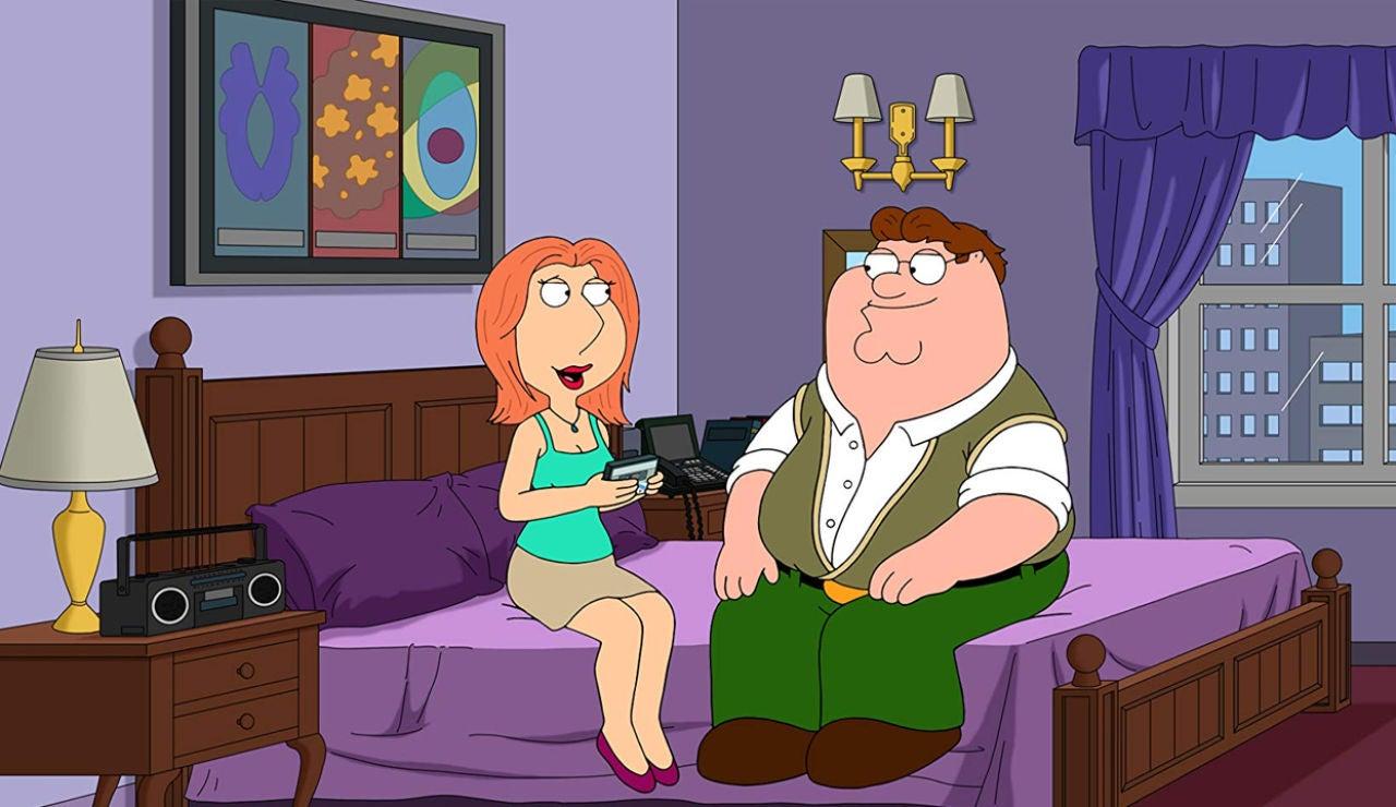 Padre de familia - Temporada 19 - Capítulo 6: La boda de Peter y Lois