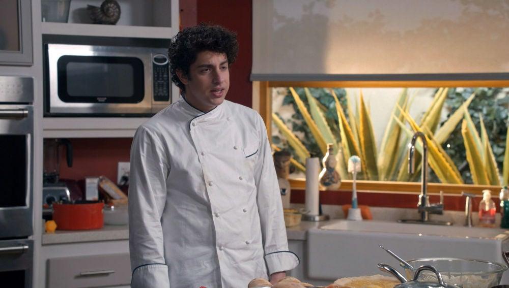 El novio cocinero de Alex