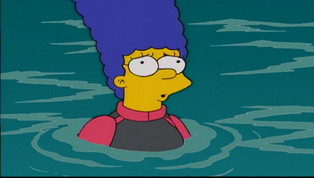 Marge y los manatíes
