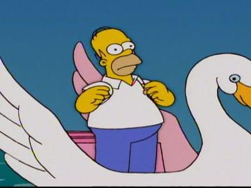 Homer y los manatíes