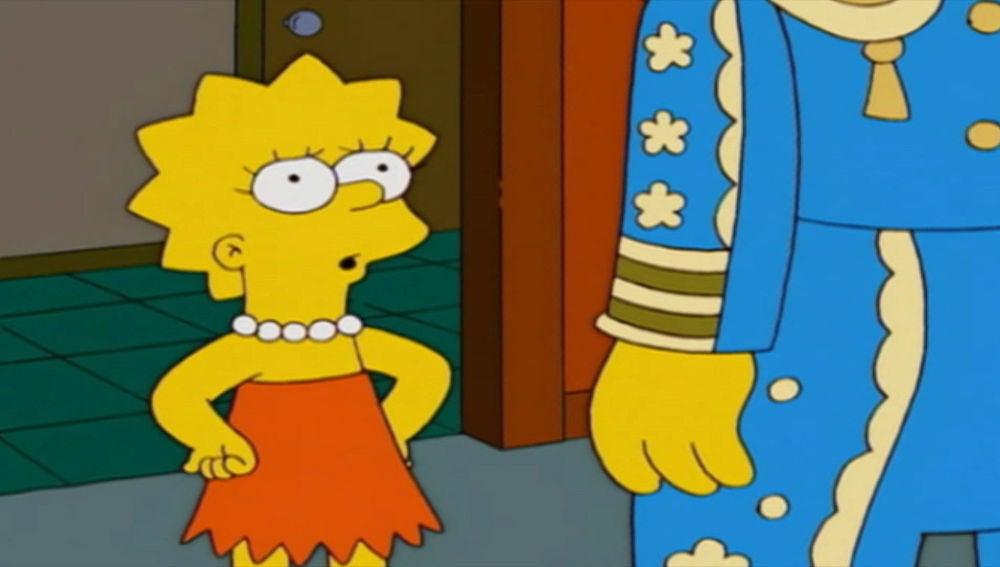 Lisa y los toros