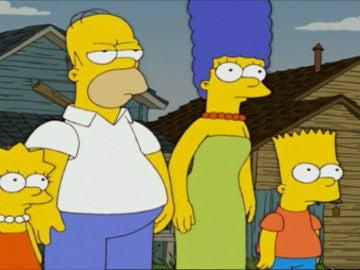 El pueblo de Marge, arruinado