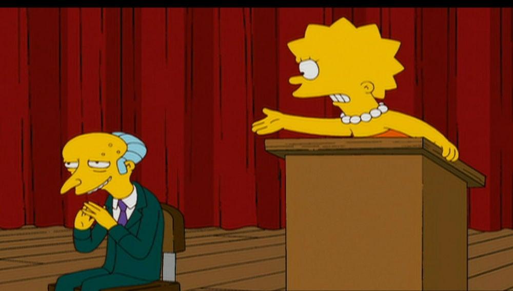 El alegato de Lisa