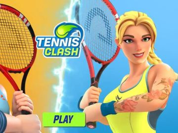 Tennis Clash 3D