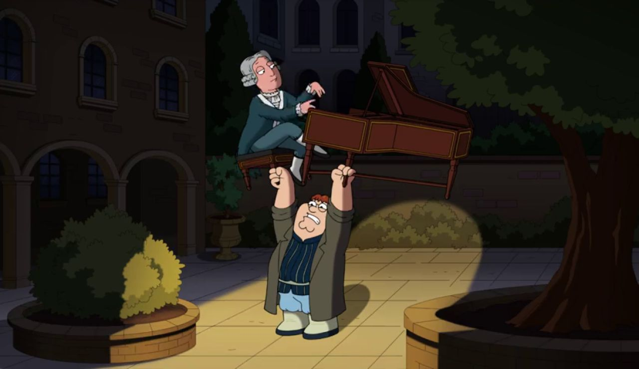 Peter trata de conquistar a Lois como en 'Romeo y Julieta'