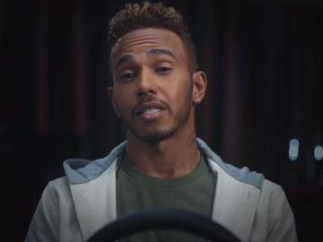 Lewis Hamilton en Gran Turismo Sport