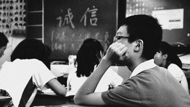 Alumnos japoneses