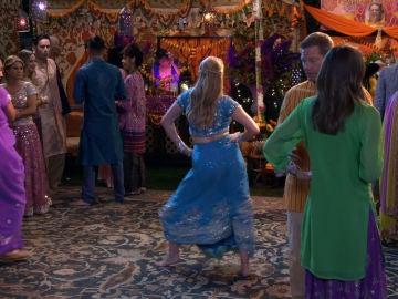 El baile hindú de Stephanie