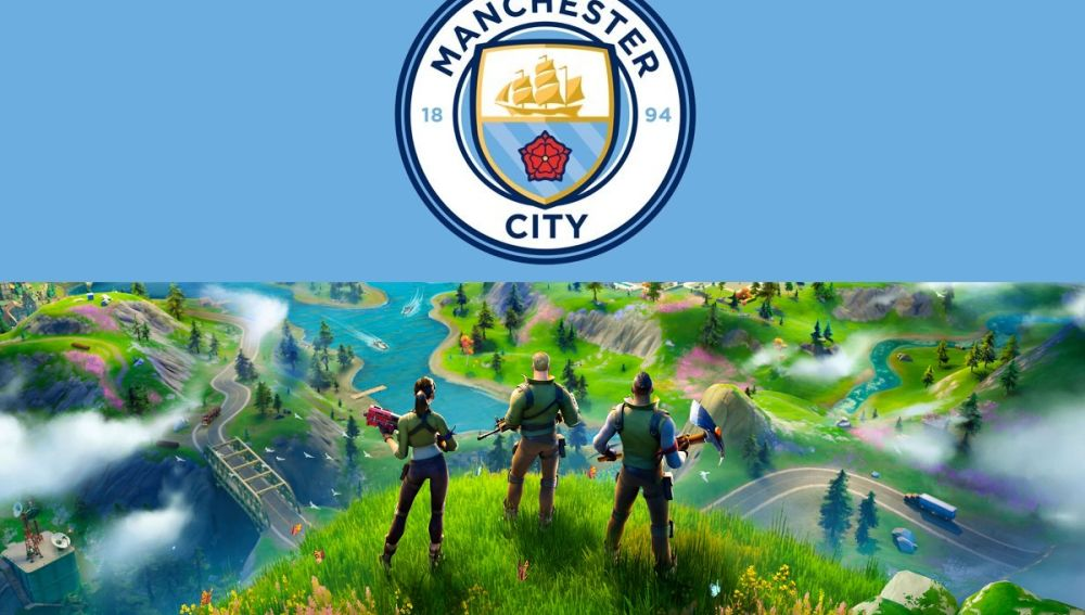 Fortnite y Manchester City