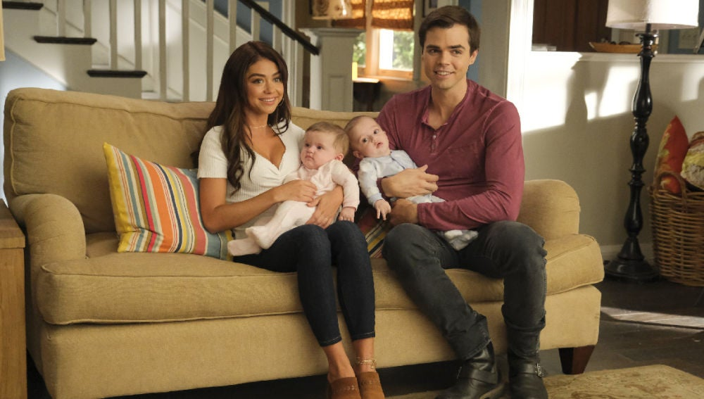 Haley y Dylan