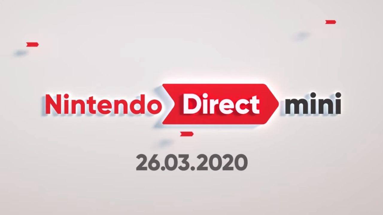 Nintendo Direct Mini: No te pierdas las grandes novedades que están por llegar a Switch - VÍDEO