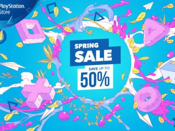 Ofertas de primavera en PlayStation 4