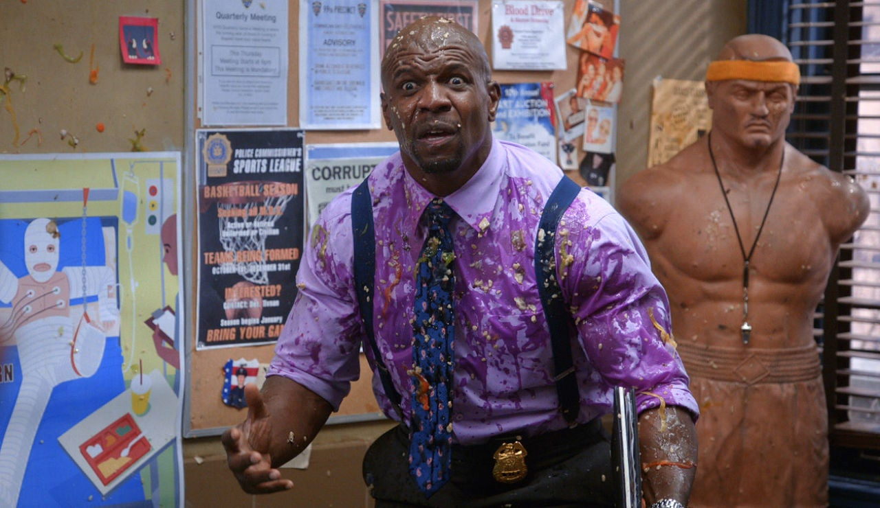 El agente Terry