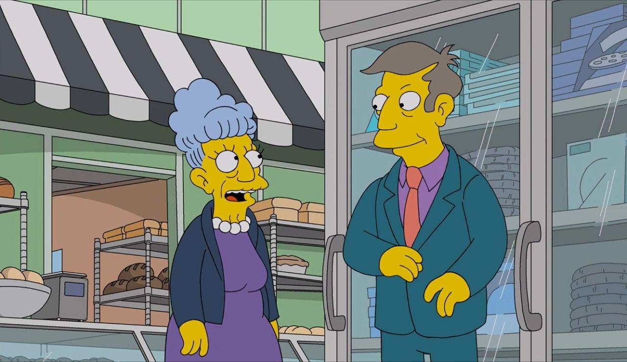 Skinner y su madre