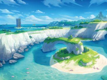 La Isla de la Armadura