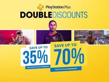 Descuentos Dobles PlayStation