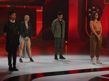 Nía, Arnelas, Olivia y Andrés se juegan la expulsión en 'Top Photo'