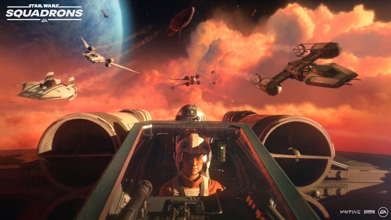 Star Wars Squadrons confirma la llegada de dos actualizaciones gratuitas con mapas y mucho más - VÍDEO
