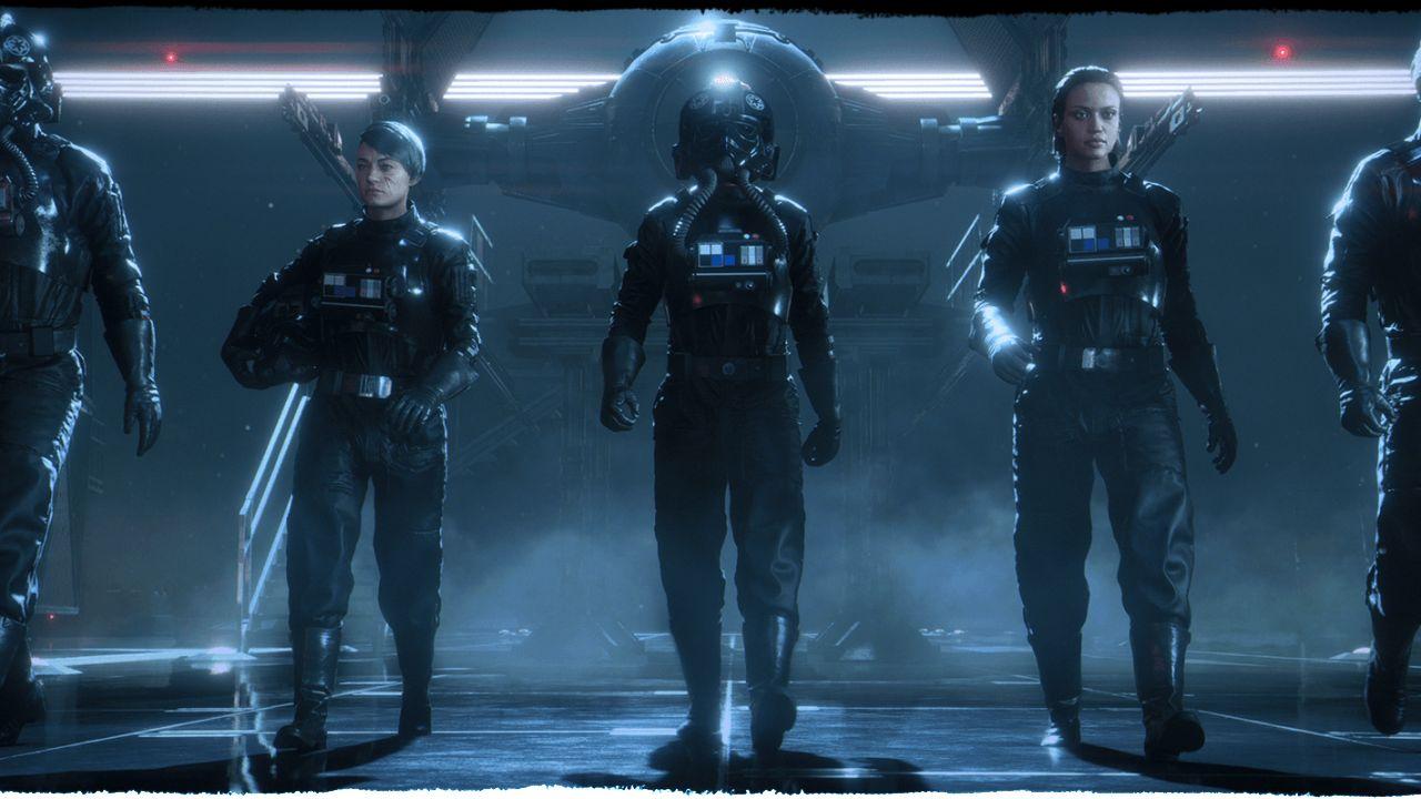Star Wars Squadrons presenta su corto espectacular corto Persecución - Vídeo