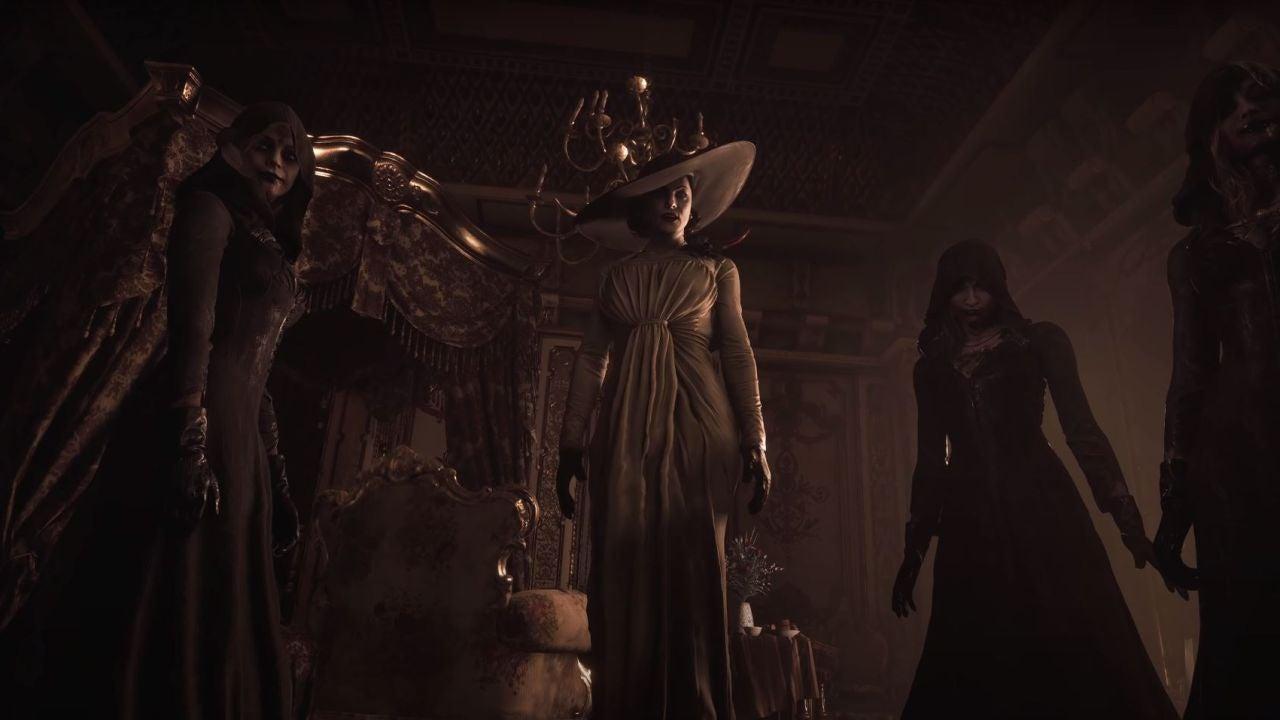 Resident Evil 8: Capcom confirma en qué se basaron para diseñar a Lady Dimitrescu - VÍDEO