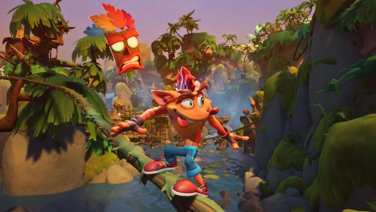 Crash Bandicoot 4: It's About Time marca fecha para su llegada a Switch, PS5 y Xbox Series - VÍDEO