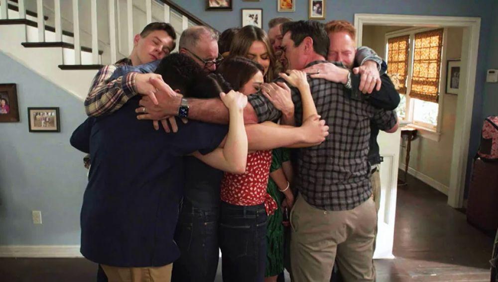 Así se han despedido los espectadores de 'Modern Family'