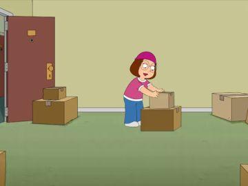 Meg finge su propia muerte para empezar una nueva vida