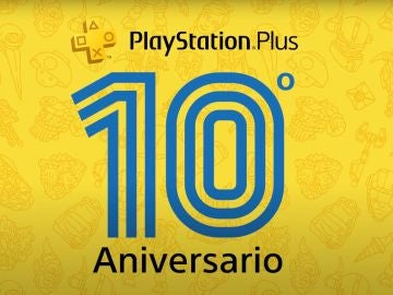 10º aniversario del servicio PlayStation Plus