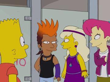 Bart descubre el feminismo