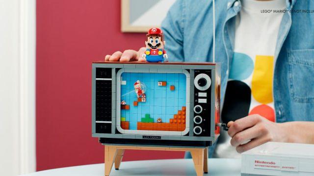LEGO Super Mario - NES