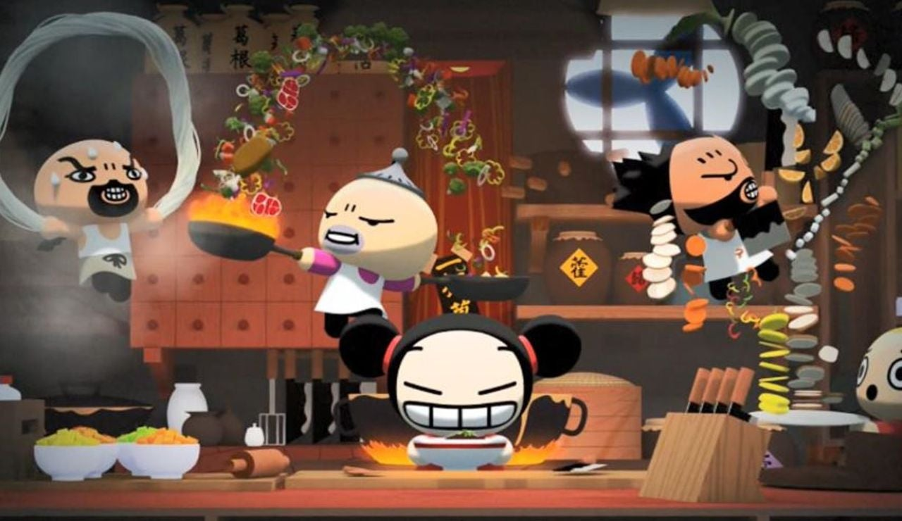 Test Pucca