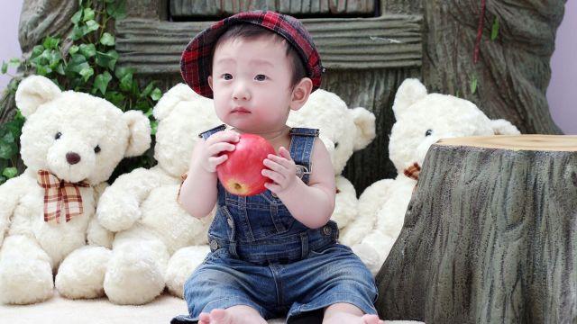 Bebé coreano