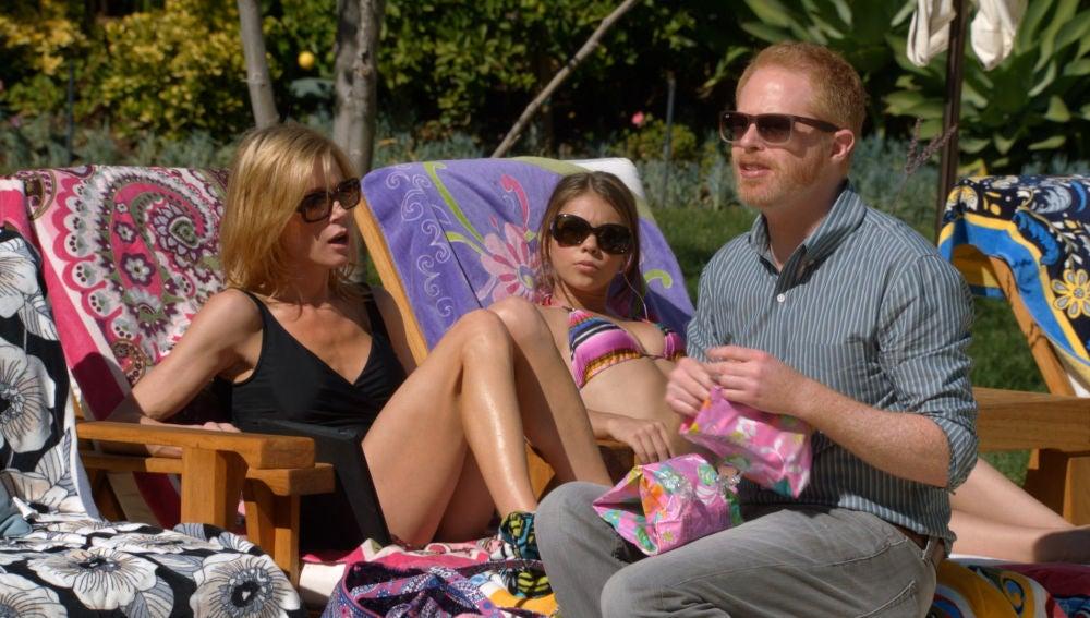 Las vacaciones de Moder family