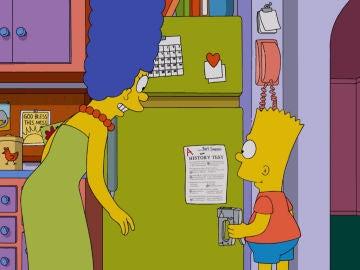 Un 10 para Bart