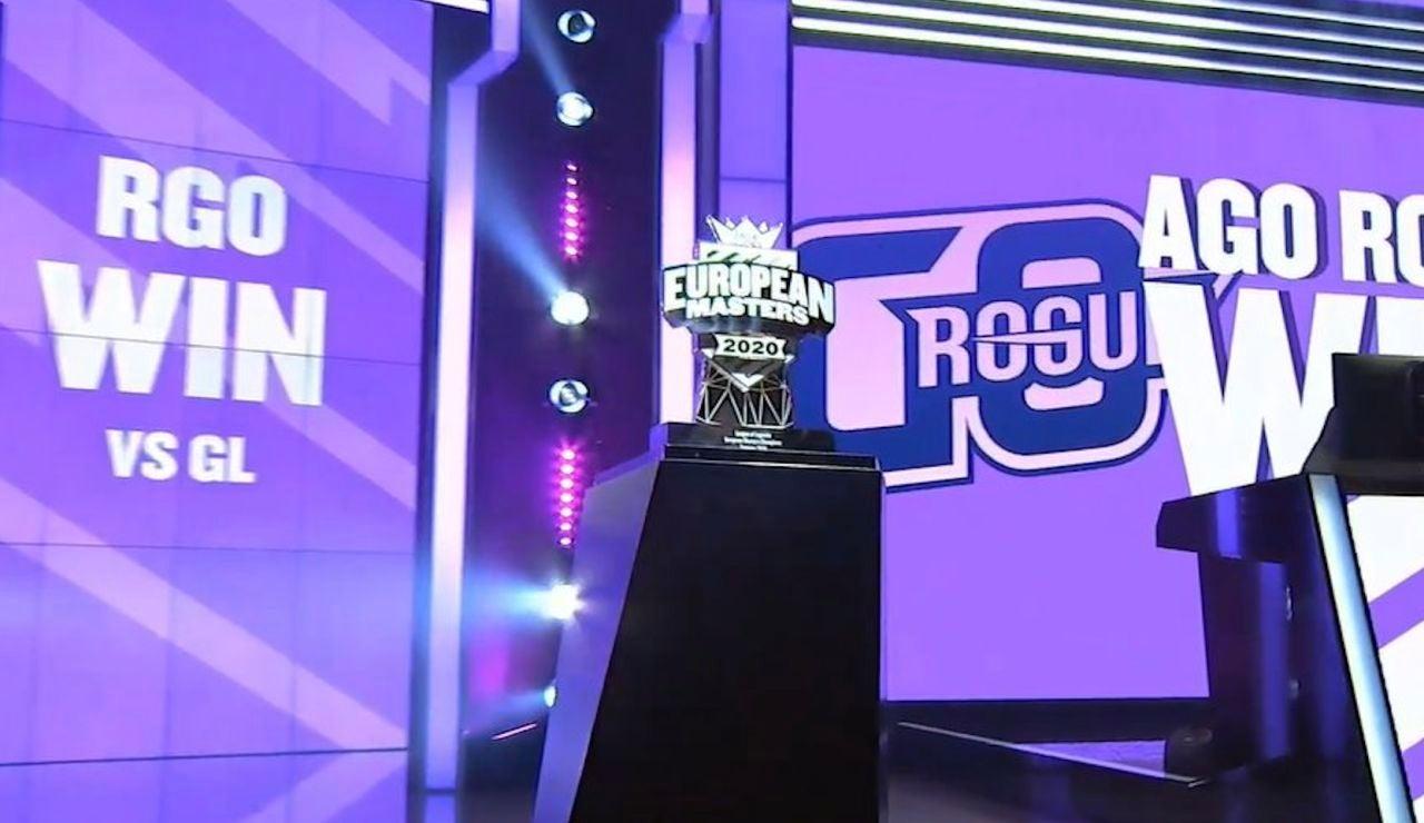 Final del European Masters