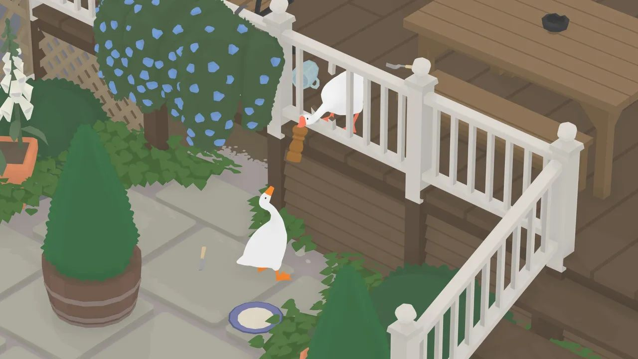Untitled Goose Game: Sus creadores explican cómo han creado el modo multijugador - VÍDEO