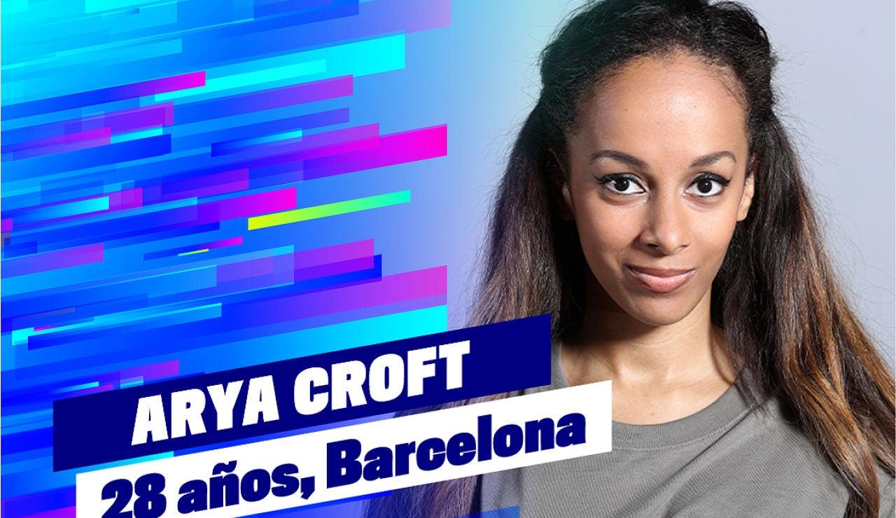 Arya Croft