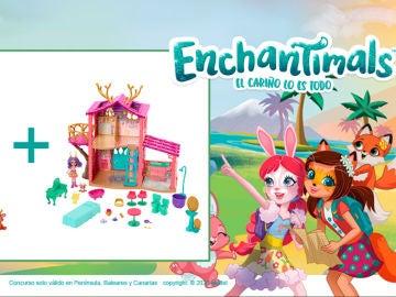 Pack Enchantimals