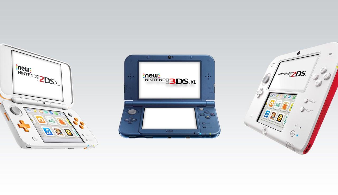 Familia Nintendo 3DS