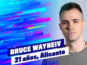 Bruce Wayneiv