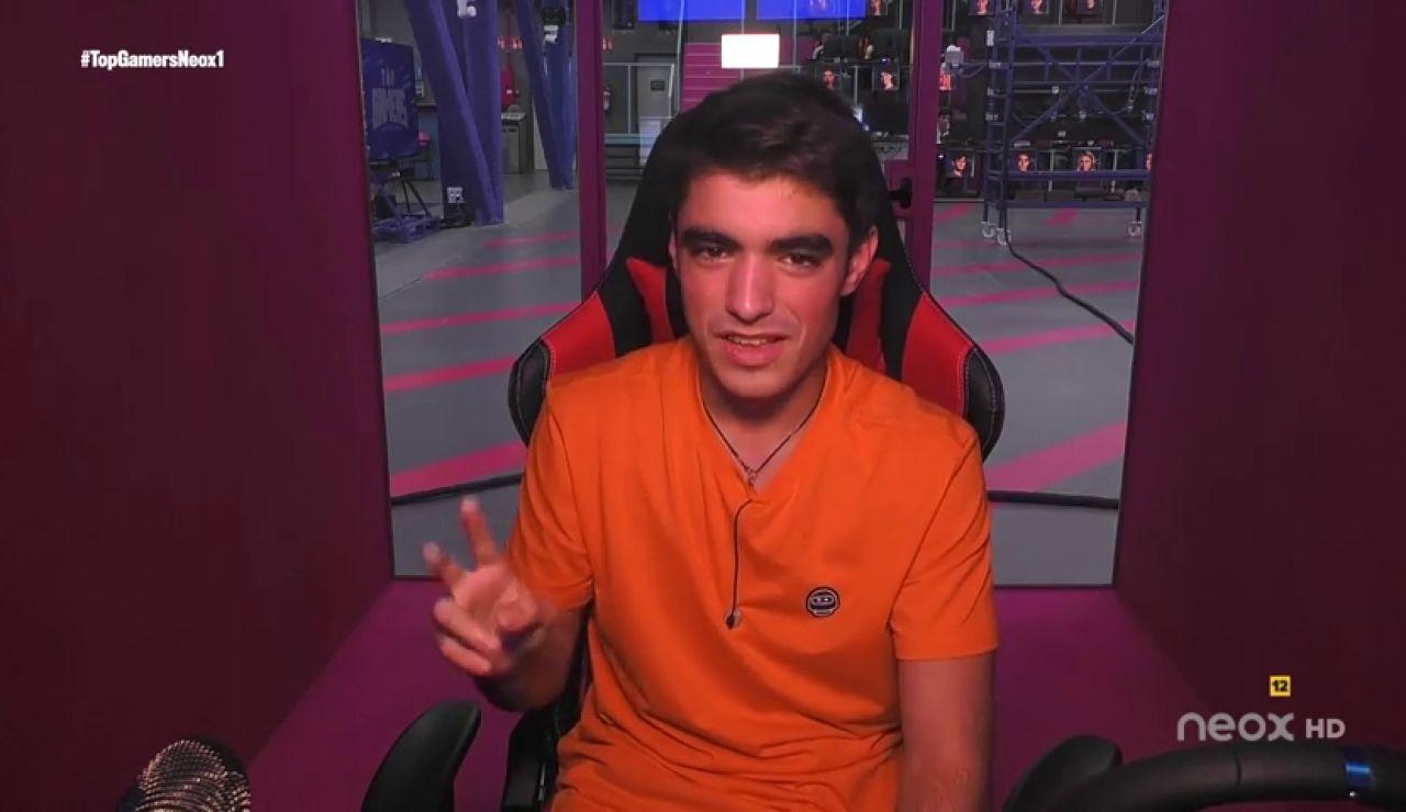 Pepelu se convierte en el mejor compañero de la academia de 'Top Gamers Academy'