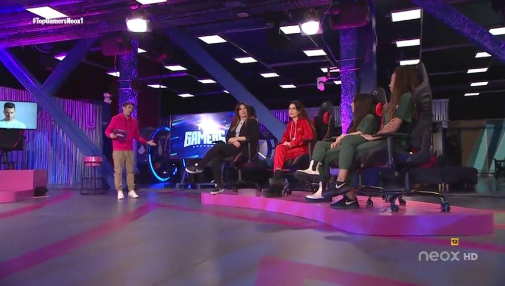 Las nominadas de 'Top Gamers Academy' analizan sus puntos flojos