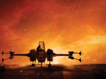 X-Wing en Star Wars: Squadrons